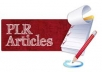 give you HUGE database of more than 100k PLR articles