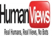 give 5000 YOUTUBE REAL views, guaranteed Youtube views