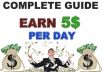 give you a method to earn 5usd per day