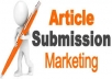 write a killer article for your website or blog