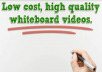 create a Professional Whiteboard Video Presentation for your Business