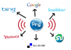 piNG your Website to a Huge Ping List every 3 days for a Month and 3,000+ HIGH quality BACKLINKS