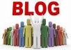 provide 60 Manual DoFollow Blog Comment Actual PR 6 To 2