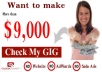 tell you how to make 9000 dollar on ClickBank