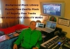 give you 17 royalty FREE music tracks (FOR A LIMITED TIME 2-28-2014)