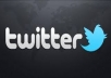 give 3000+ real Twitter Followers within 24 Hours