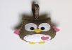 send you this lovely little felt owl