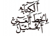 write in Arabic calligraphy  your name or any words you want