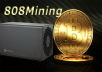 give a 4 Hour 50GigH/s bitcoin mining contract