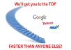 Show you how you can Learn SEO in an hour with HD videos tutorials