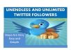 Show You The Secret To UNLIMITED And RESPONSiVE TWiTTER Followers