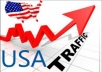 send 1001 USA visitors only to your website for 3 days