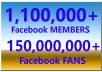 promote your website or videos to 5,000,000 Facebook Group Members and 30,000 Twitter Followers.  = 100% Manually Work = 100% SAFE