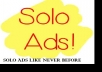in 7days Send your solo ads to 8 Million make money online subscribers