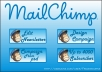 do email marketing via MAILCHIMP