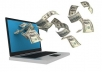 show you how to make money (dollars) using unused/un-utilized time of your computer ONLY