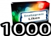 give 1,000 FAST QUALITY Instagram LIKES - NO PASSWORD NEEDED!
