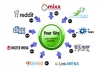 do Social bookmarking submission Manually to 300 sites Including Top 100 sites