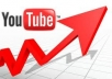 give you 6000 high quality youtube views