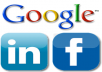 give you 200+ Google Votes, 200+linkedin shares and 300+ Facebook website likes