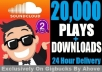 Boost Your SoundCloud Track By 20000 Plays