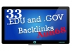 create 45  Edu And Gov  pr4 BACKLINKS