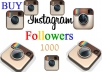 add 1000 Guaranteed Instagram Followers