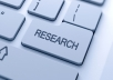 do 2 hours of great quality web research