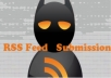 submit your RSS Feed to Over 175 Sites and Directories