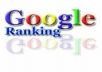 rank your keyword to google 1st page for a single country
