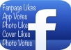 give YOU 500+ FACEBOOK Photo/Video/Status in a day
