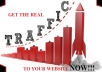give you secret links to generate 2million traffics