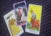 do a 3 card spread tarot card reading