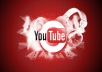 provide you with 1300+ YouTube Subscribers or 1300+ Youtube Likes