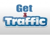 send 1000 real USA visitors only to your website or blog