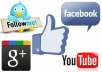 add 6000 facebook like for your website in less 36 hours