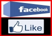 Provide you 3350+ Verified like on your facebook fan page / Like, without Password, GUARANTED (SPECIAL OFFER)
