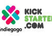 Promote your Indiegogo Page Rank (GoGo factor)