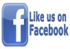 add Facebook real likes never drop 7000 ++  guaranteed