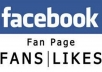 give you 5000 plus like fan pages