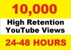 get you 30000 YOUTUBE views