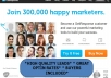 Recommend Any of Your Offer To My 399,900 Active And Targeted Niche List That Is Very Responsive