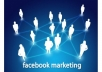promote your link to 40,550,000 real facebook fans