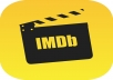 provide rating/votes and add to watchlist your IMDb movie