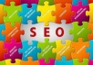Submit manually 20 edu and gov backlink + 30 profile backlink + RSS + Ping