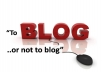 provide blogging work