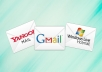 create 40 fresh gmail accounts