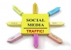 give you an ebook on 15 ways to drive traffic with social media