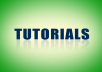 Create a tutorial video for your website