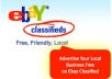 submit Your CLASSIFIED Ad And Website To Over 50 Million Advertising Sites